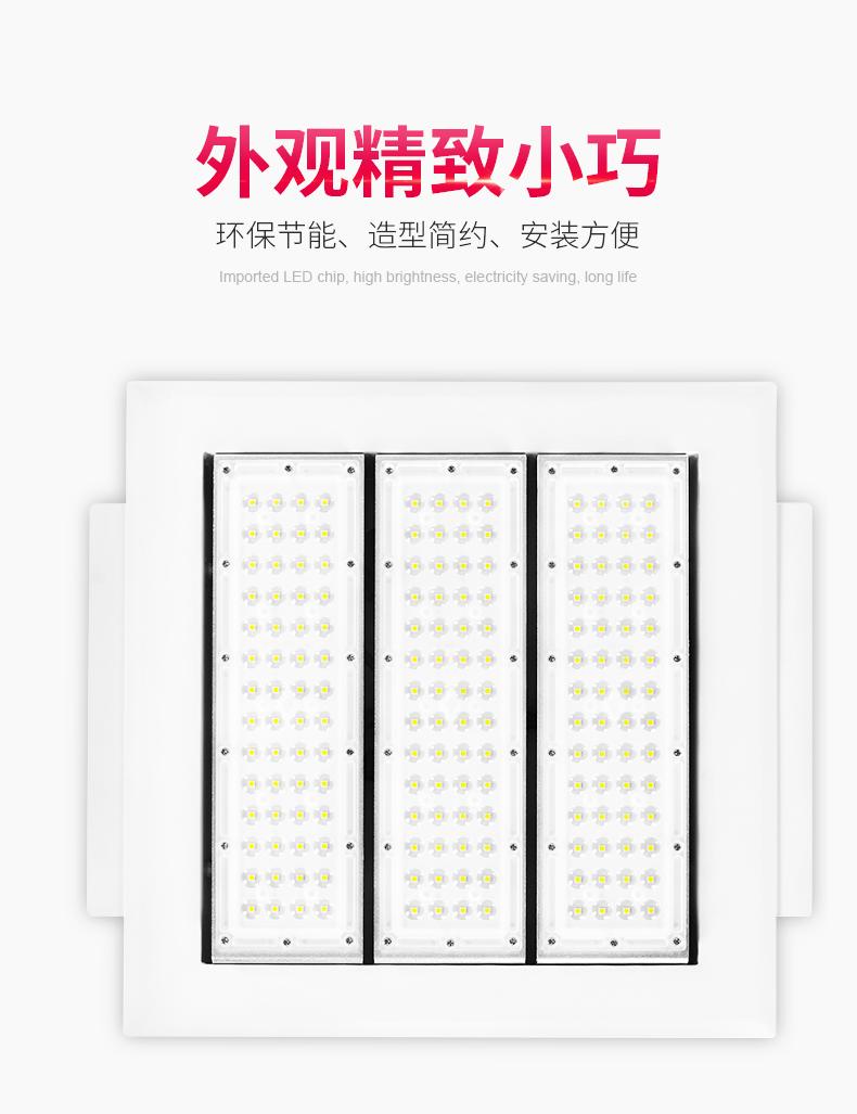 矿井加气站化工厂防爆照明灯FL-YZD-KM3-2