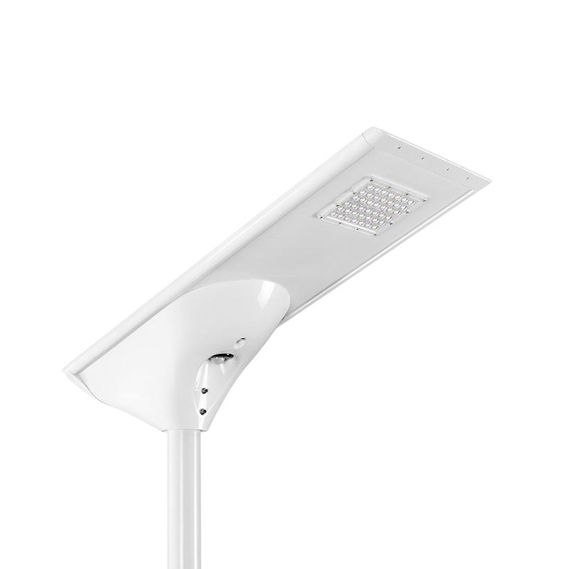 智能一体化LED太阳能路灯 10W 庭院灯