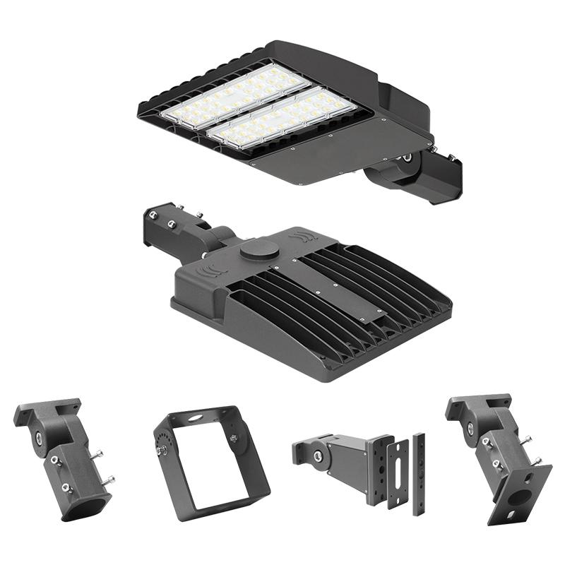 LED路灯美式鞋盒路灯100W-150W