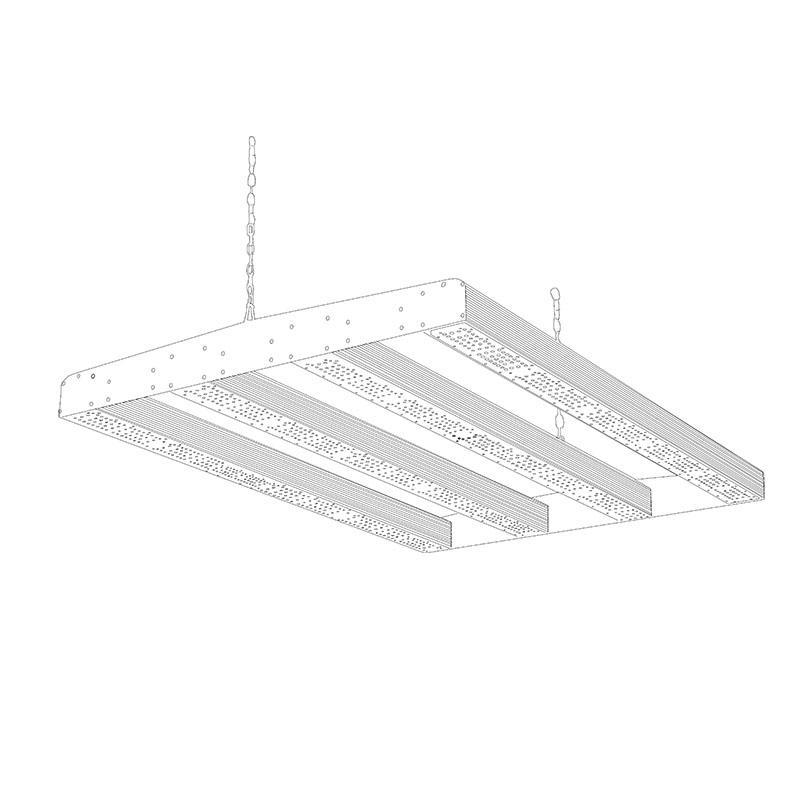 LED 植物灯
