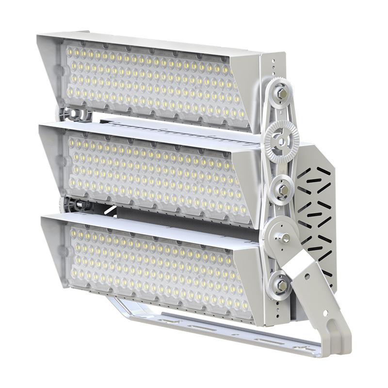 480w 720w 960w 1200w 1500w物流机场体育场投影灯高桅杆led室内室外泛光灯